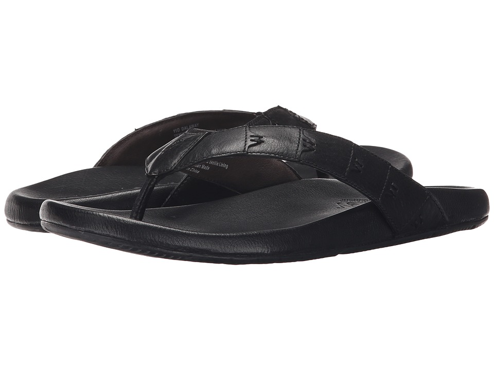 Tommy Bahama Relaxology Dalaway (Black) Men