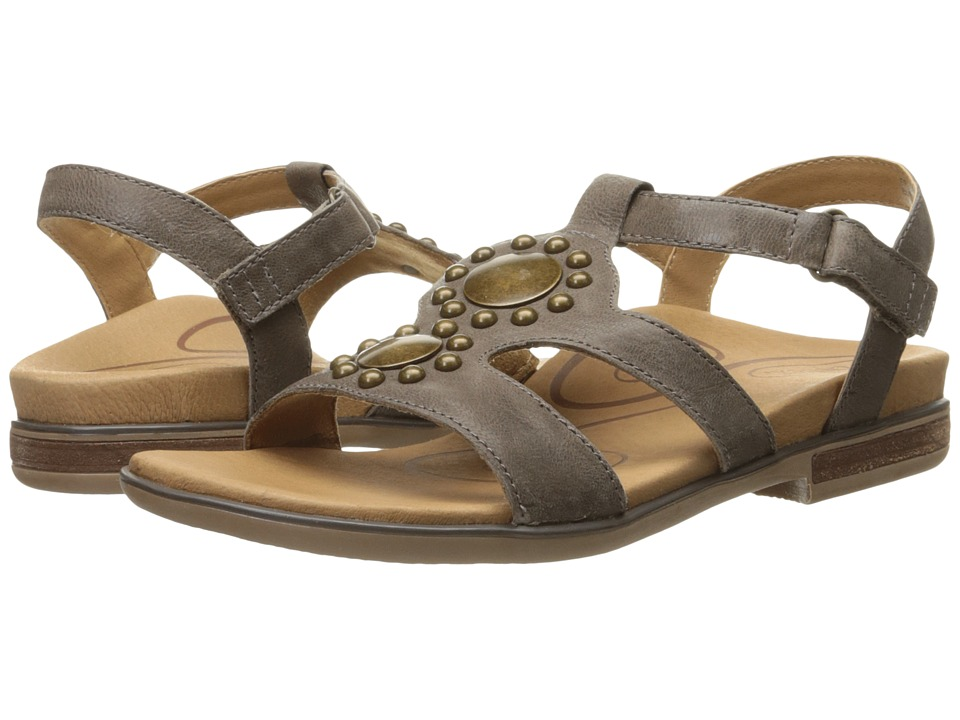 Aetrex - Vivian (Stone) Women's Sandals
