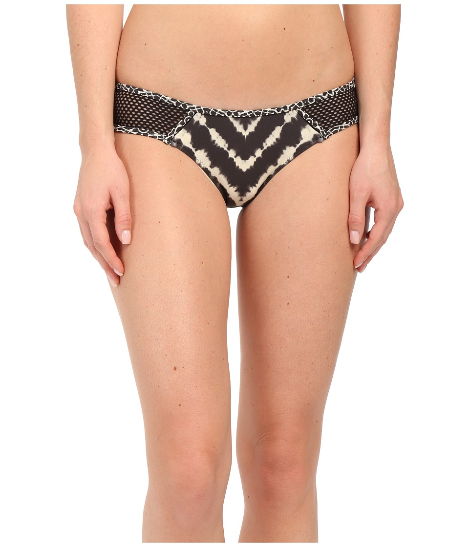 Rip Curl - Midnight Hour Luxe Hipster Bottoms (Black) Women's Swimwear