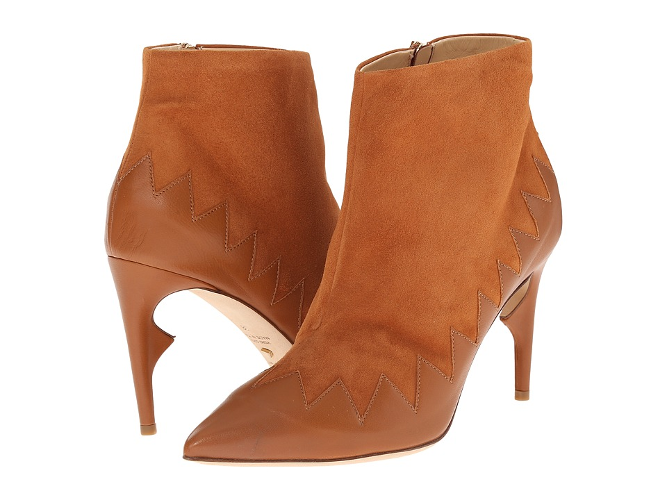 Jerome C. Rousseau - Jabs (Tan) Women's Shoes