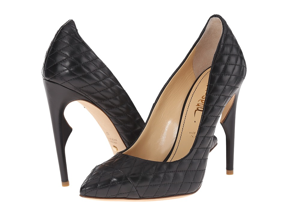 Jerome C. Rousseau - Flicker (Black) Women's Shoes