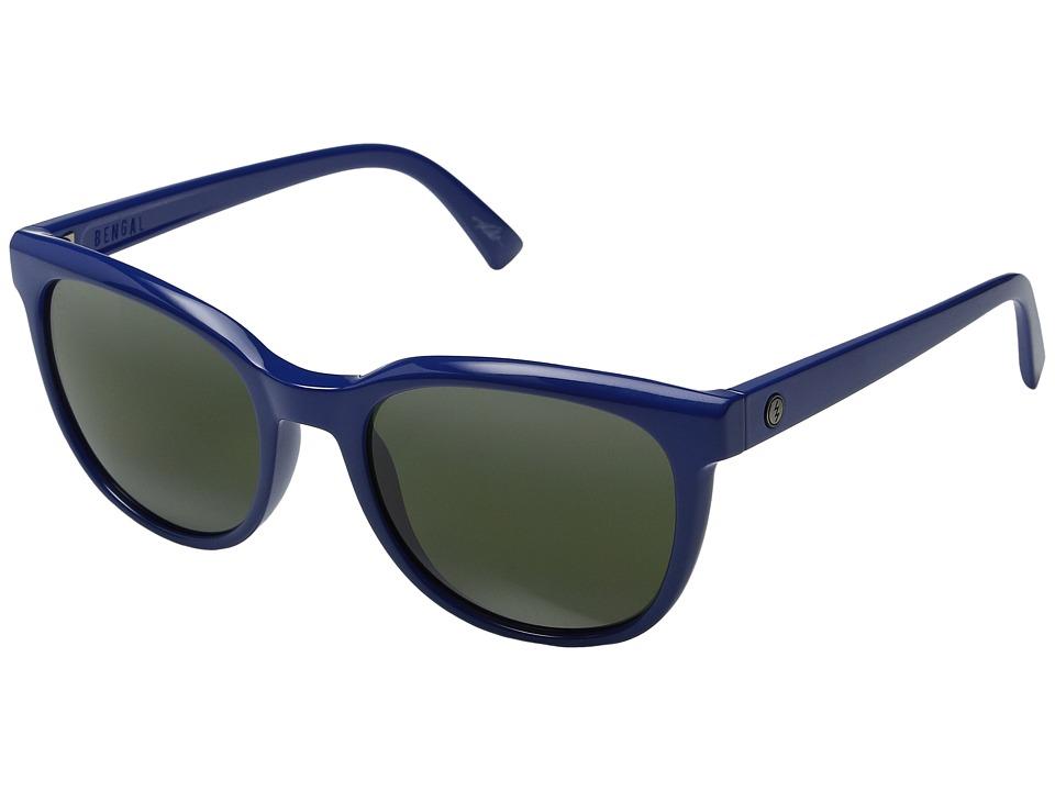 Electric Eyewear - Bengal (Alpine Blue/Matte Grey) Sport Sunglasses