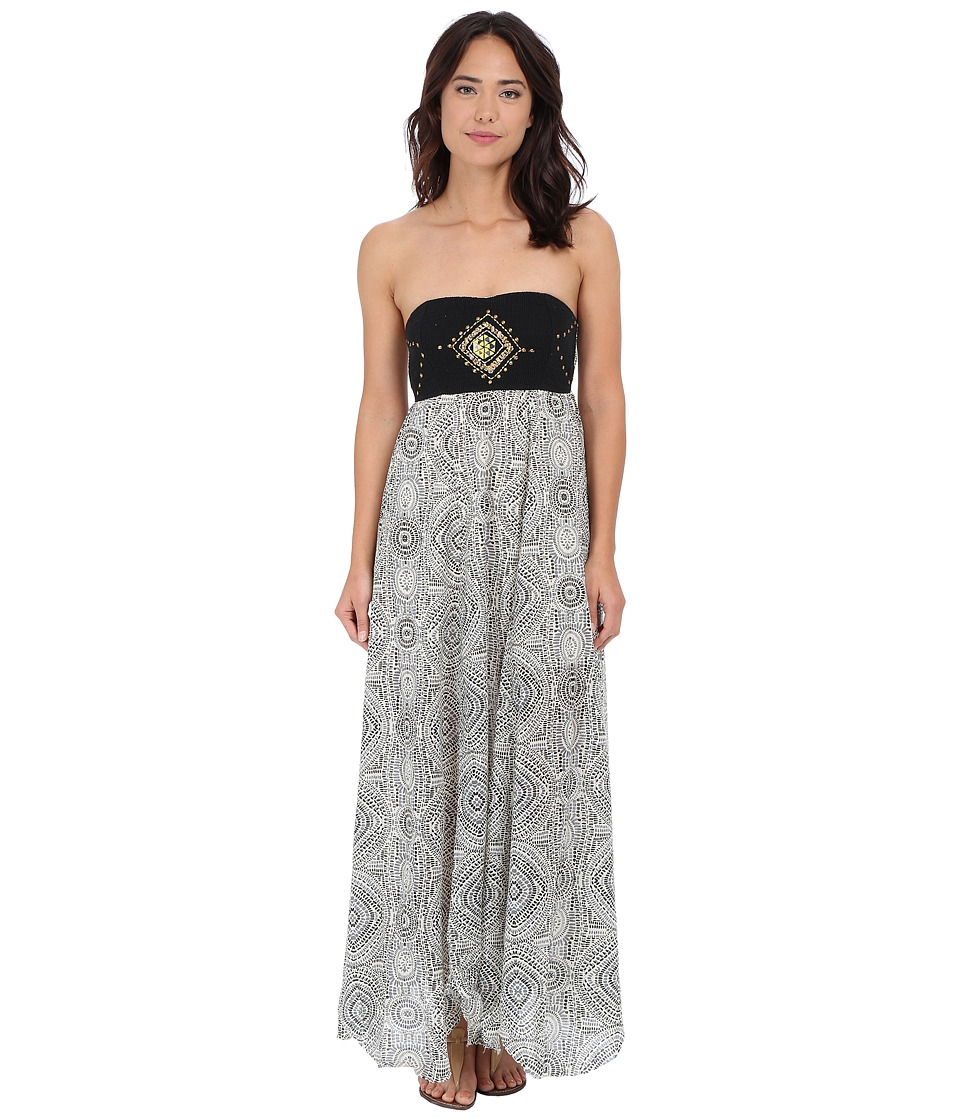 Rip Curl - Moon River Maxi Dress (Grey) Women