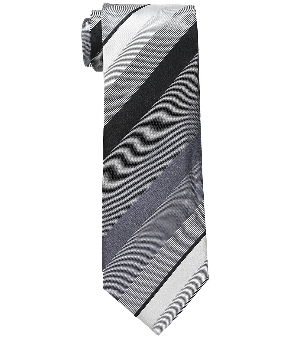 Kenneth Cole Reaction - King Stripe (Black) Ties