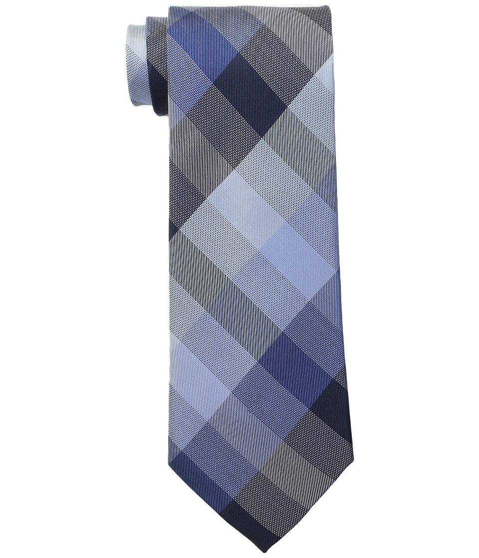 Kenneth Cole Reaction - Celeste Plaid (Taupe) Ties