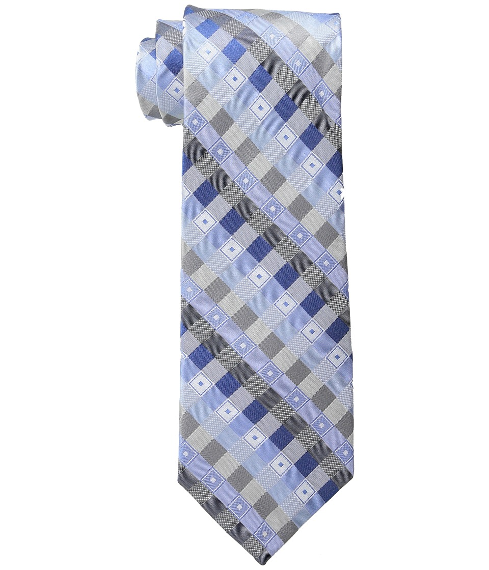 Kenneth Cole Reaction - Park Square (Blue) Ties