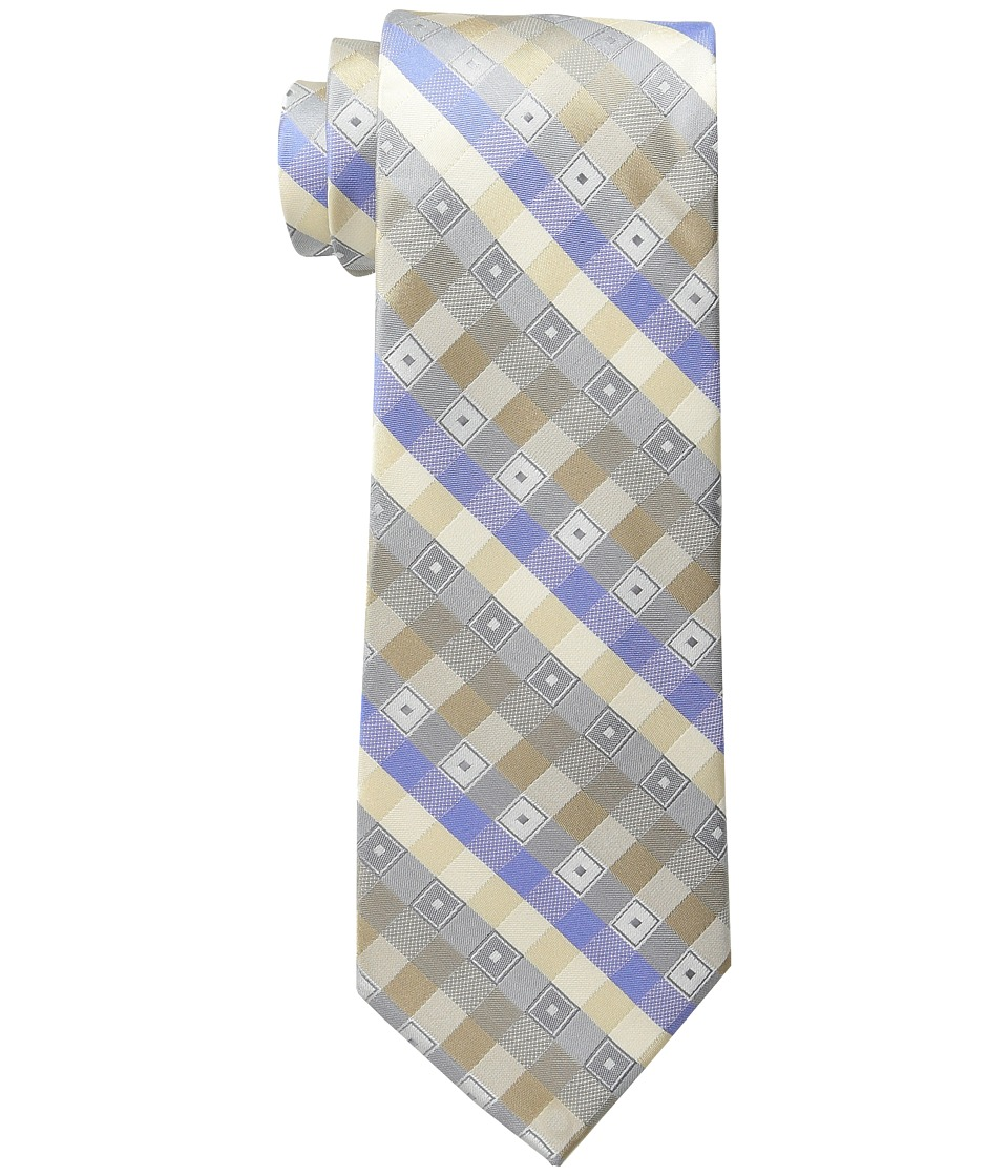Kenneth Cole Reaction - Park Square (Taupe) Ties