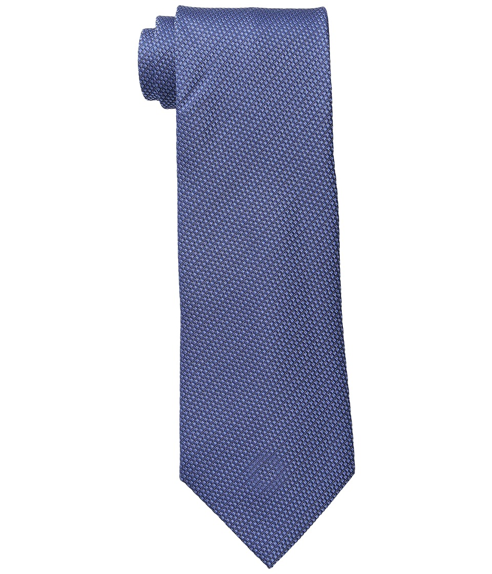 Kenneth Cole Reaction - Modern Pindot (Blue) Ties