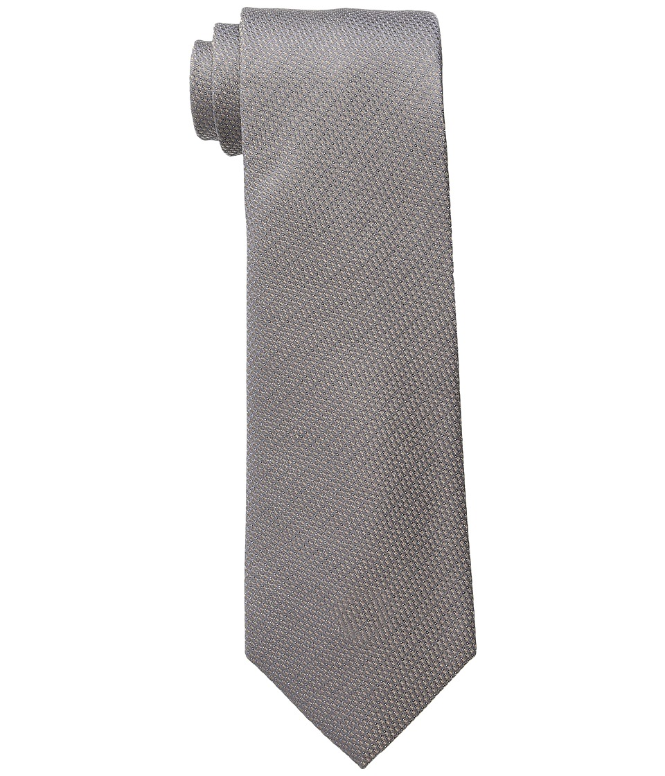 Kenneth Cole Reaction - Modern Pindot (Taupe) Ties