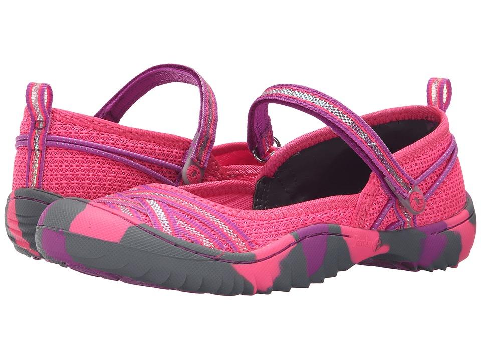 Jambu Kids - Fia 4 (Toddler/Little Kid/Big Kid) (Pink/Purple) Girls Shoes