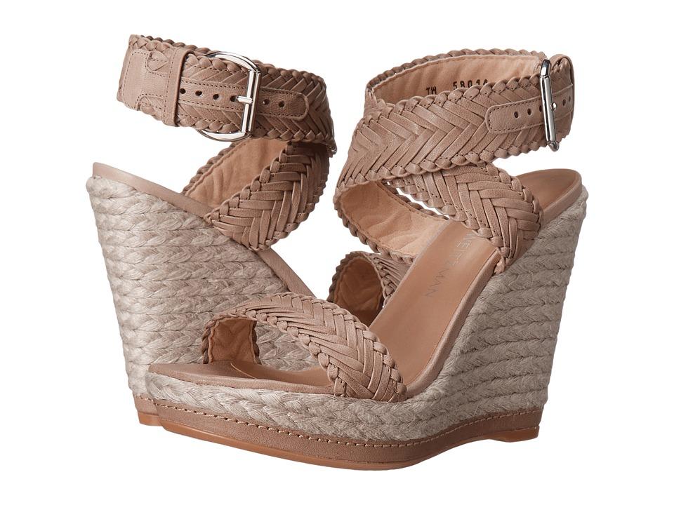 Stuart Weitzman - Elixir (Dove Vecchio Nappa) Women's Shoes