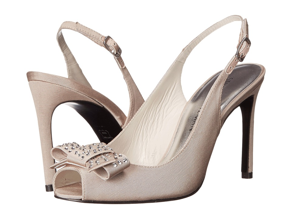 Stuart Weitzman Bridal & Evening Collection Bodaglo (Mist Gros) High Heels
