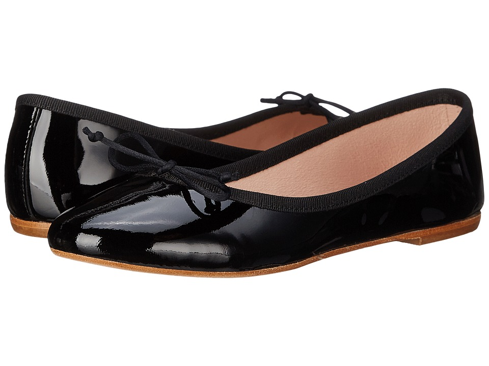 Summit by White Mountain Kendall (Black Patent Leather) Women