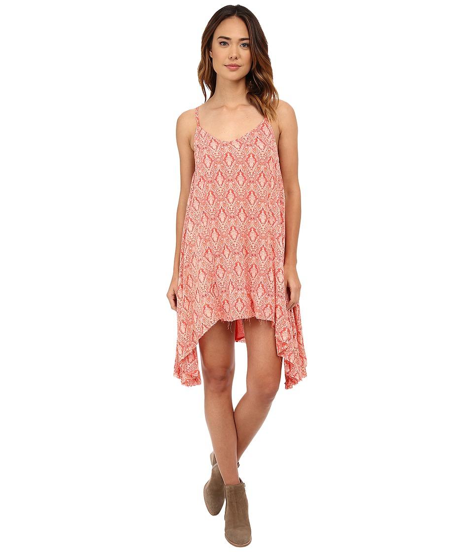 O'Neill - Scarlet Dress (Deep Coral) Women's Dress