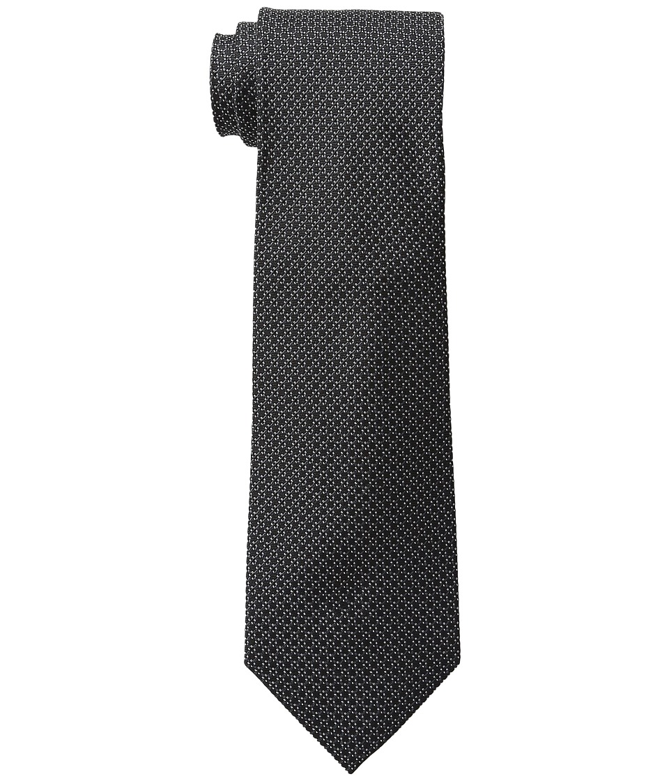 DKNY - Micro Box Neat (Black) Ties