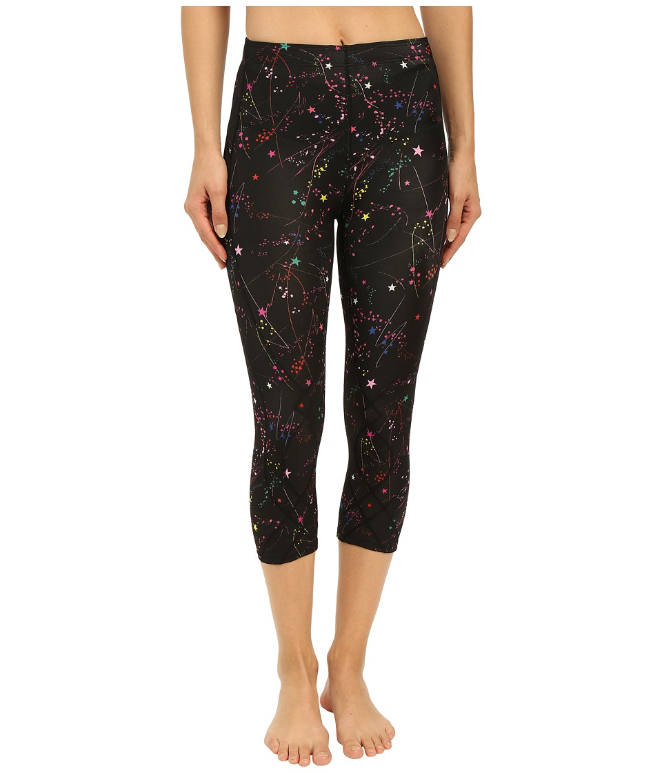 CW-X - 3/4 Stabilyx Print (Constellation Print) Women's Workout