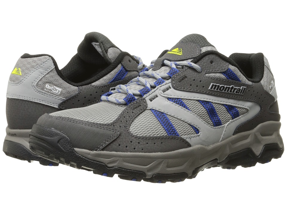 Montrail - Sierravada Outdry (Columbia Grey/Azul) Men's Shoes