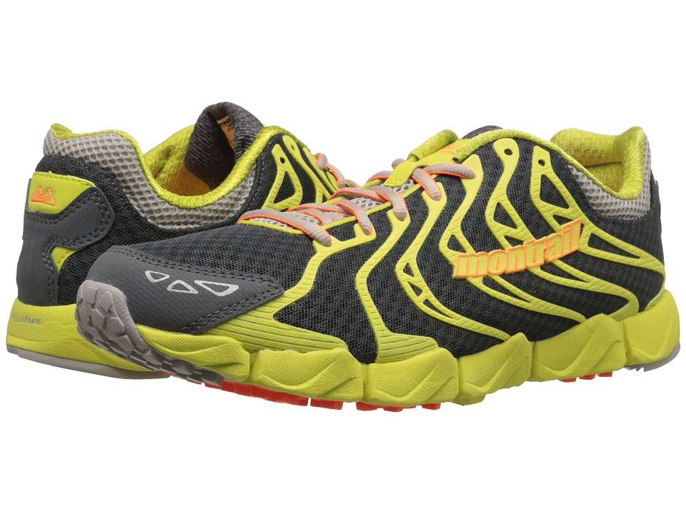Montrail - Fluidflex F.K.T. (Dark Grey/Blaze) Men's Shoes