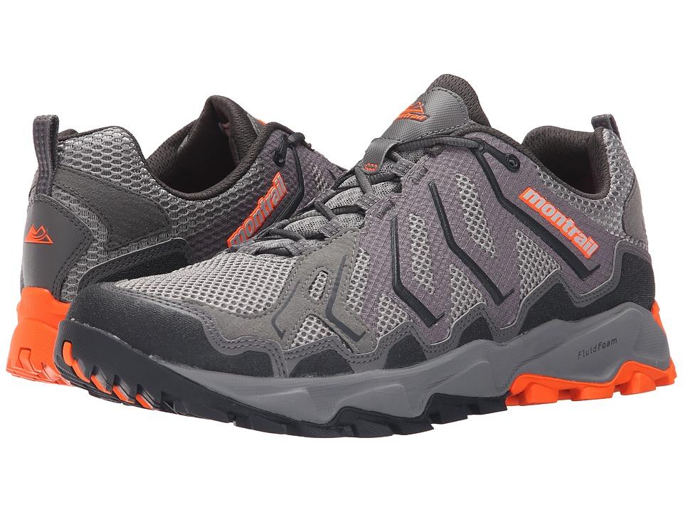 Montrail - Trans Alps (Light Grey/Cool Grey) Men's Shoes