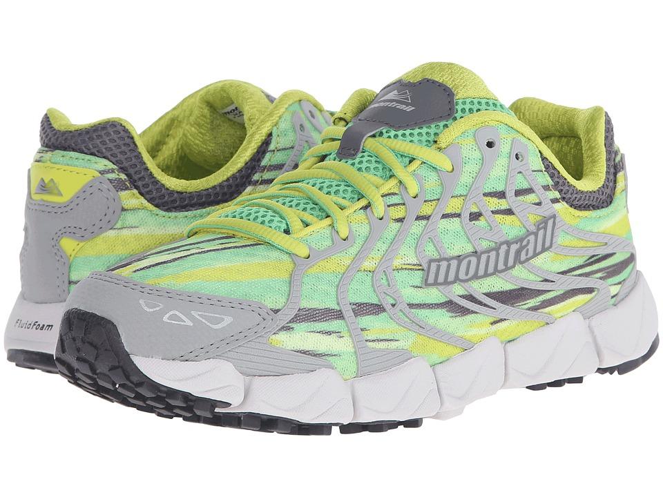 Montrail - Fluidflex F.K.T. (Zour/Chameleon Green) Women's Shoes