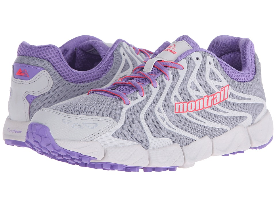 Montrail Fluidflex F.K.T. (Columbia Grey/Laser Red) Women