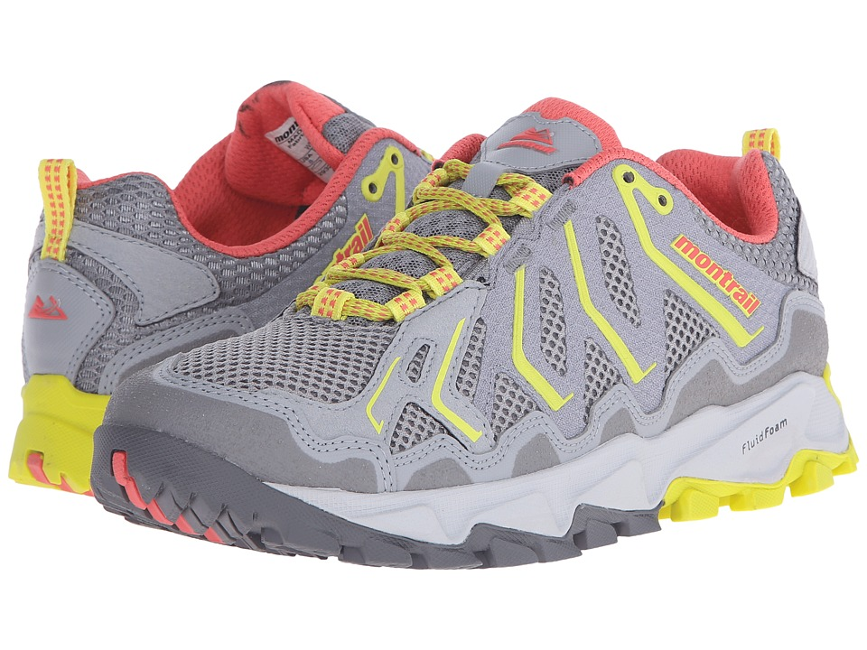 Montrail Trans Alps (Light Grey/Wild Melon) Women