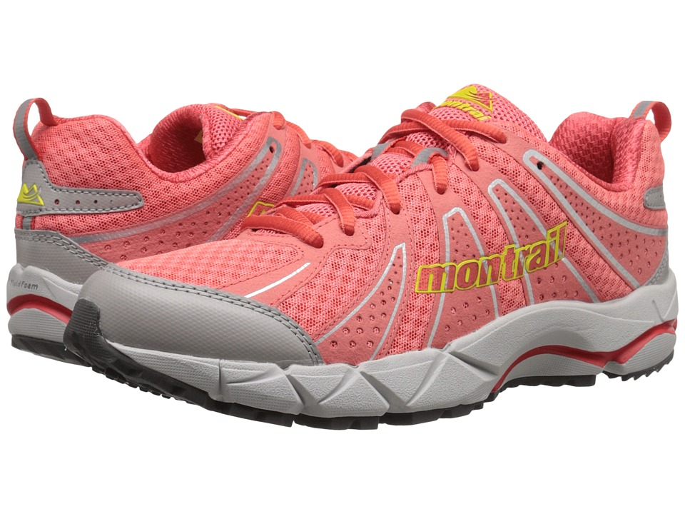 Montrail - Fluidfeel IV (Wild Melon/Zour) Women's Shoes