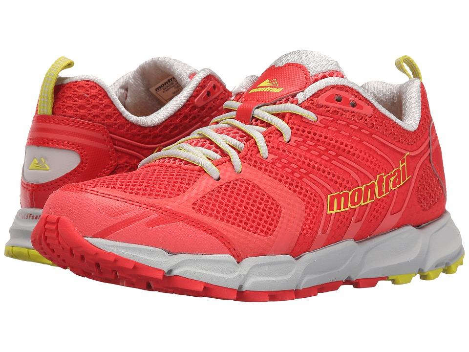 Montrail - Caldorado (Poppy Red/Zour) Women's Shoes