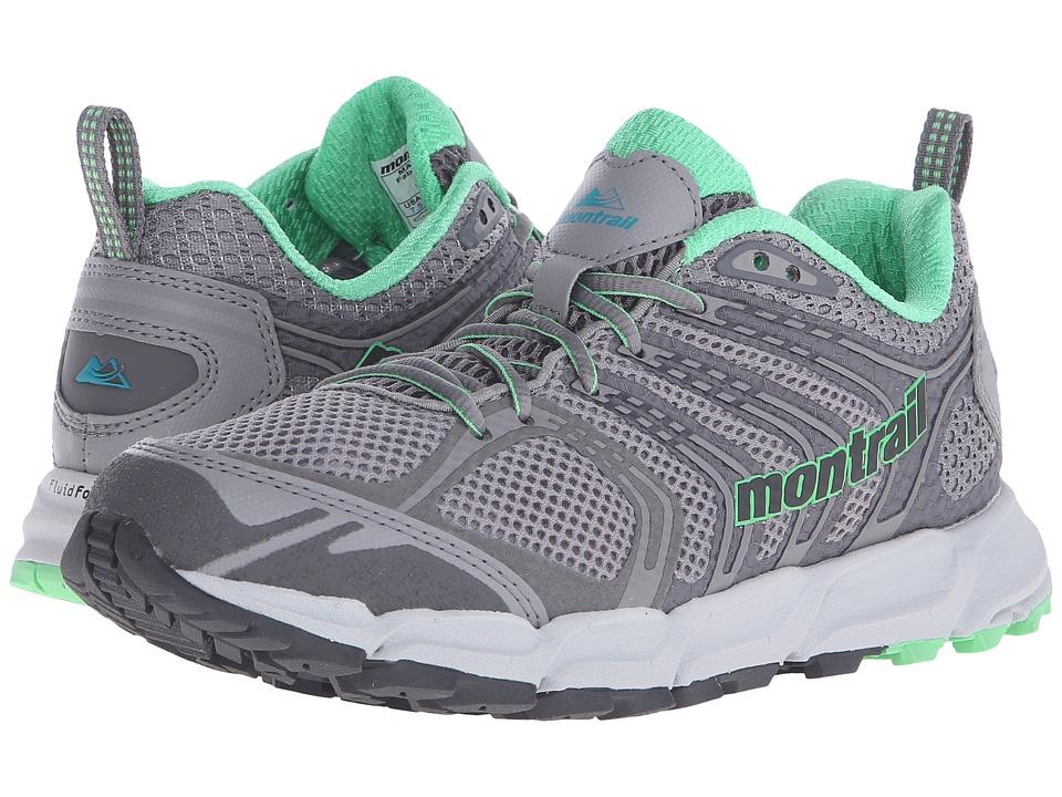 Columbia - Caldoradotm (Light Grey/Tropical Ocean) Women's Shoes