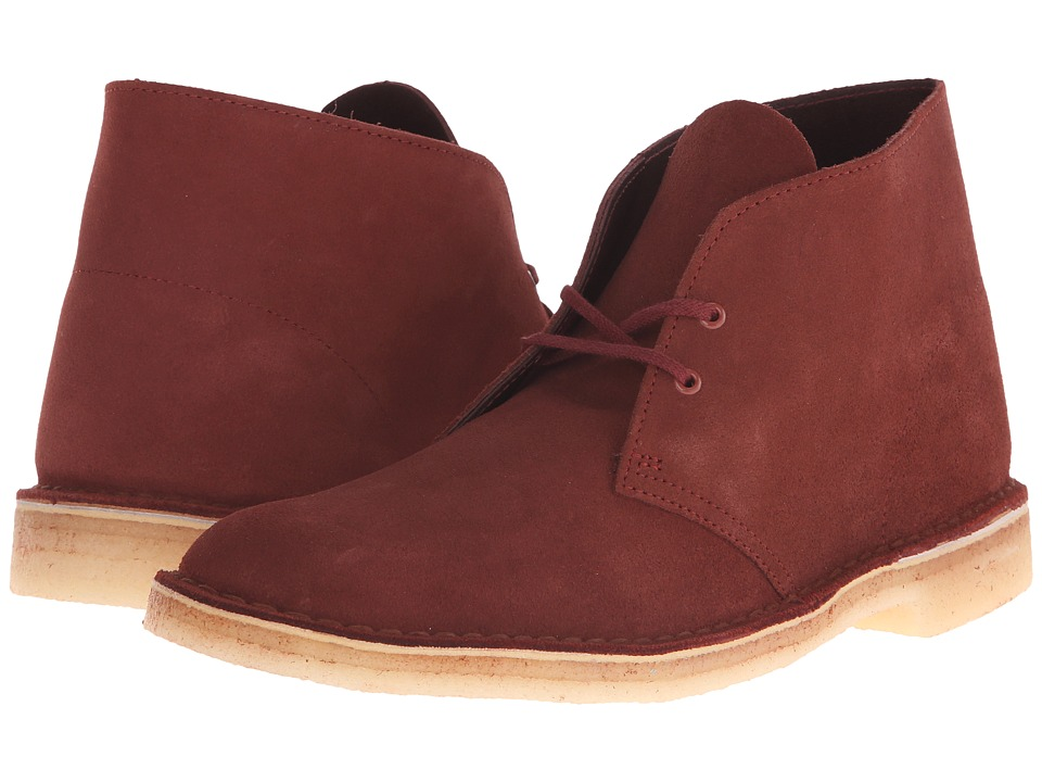 Clarks - Desert Boot (Terracotta Suede) Men