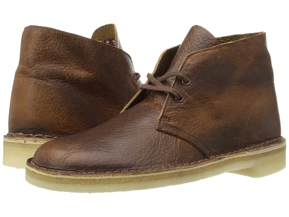 Clarks - Desert Boot (Amber Gold) Men