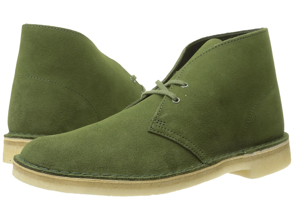 Clarks - Desert Boot (Leaf Suede) Men
