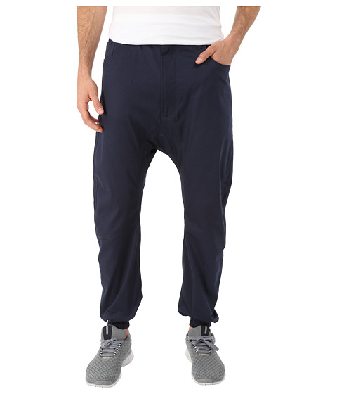 Publish - Kelson Saddle Fit Jogger (Navy) Men's Casual Pants