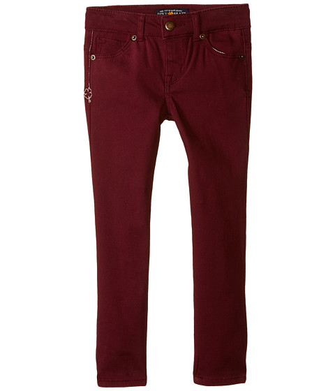 Lucky Brand Kids - Zoe Jeggings (Little Kids) (Cranberry Crush) Girl's Casual Pants