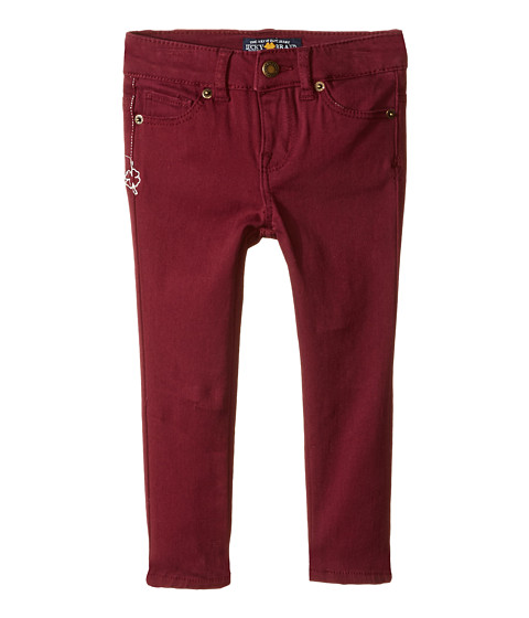 Lucky Brand Kids - Zoe Jeggings (Toddler) (Cranberry Crush) Girl