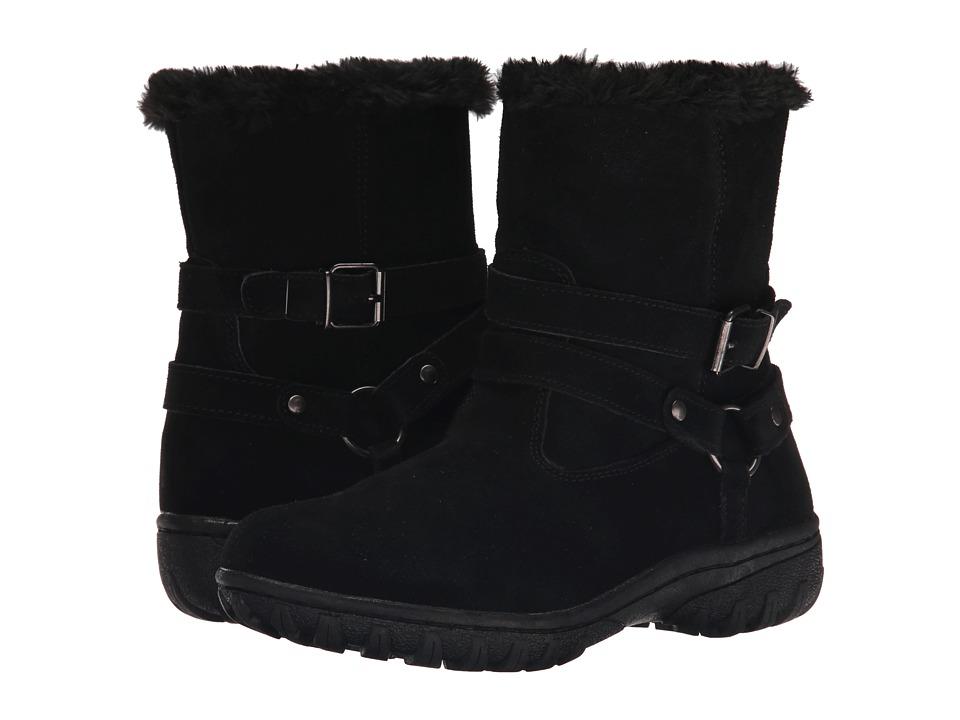 Khombu - Tina (Black) Women's Boots