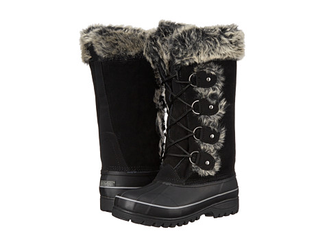Khombu - Nellie (Black) Women's Boots
