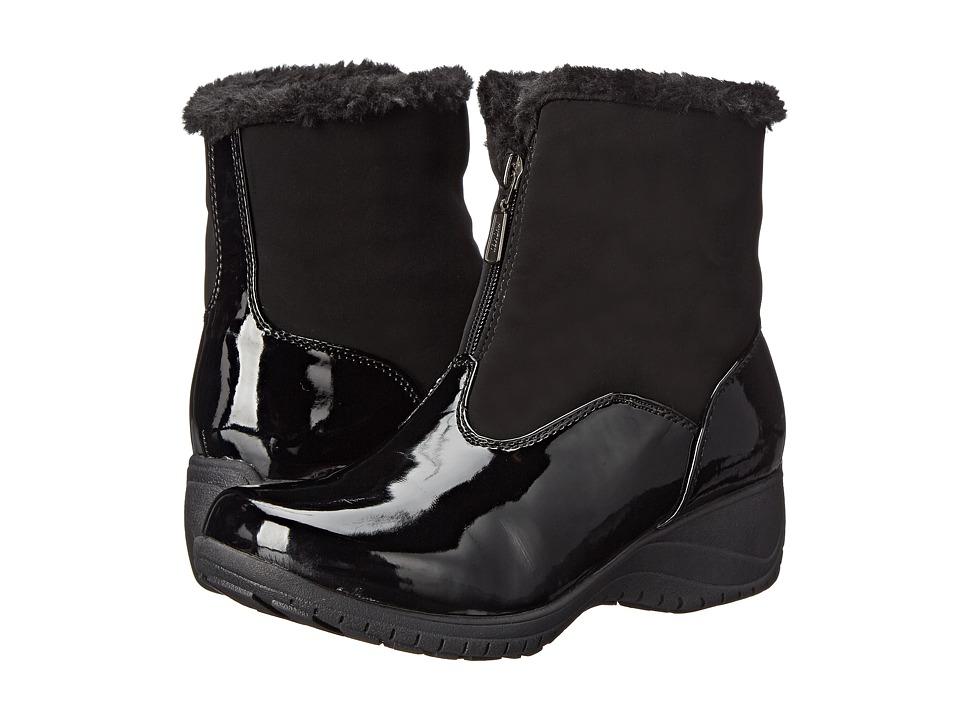 Khombu - Lena (Black) Women's Boots