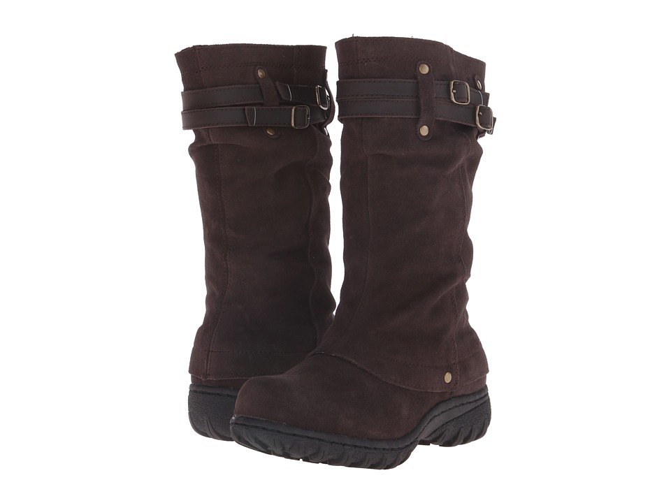 Khombu - Julie (Brown) Women's Boots