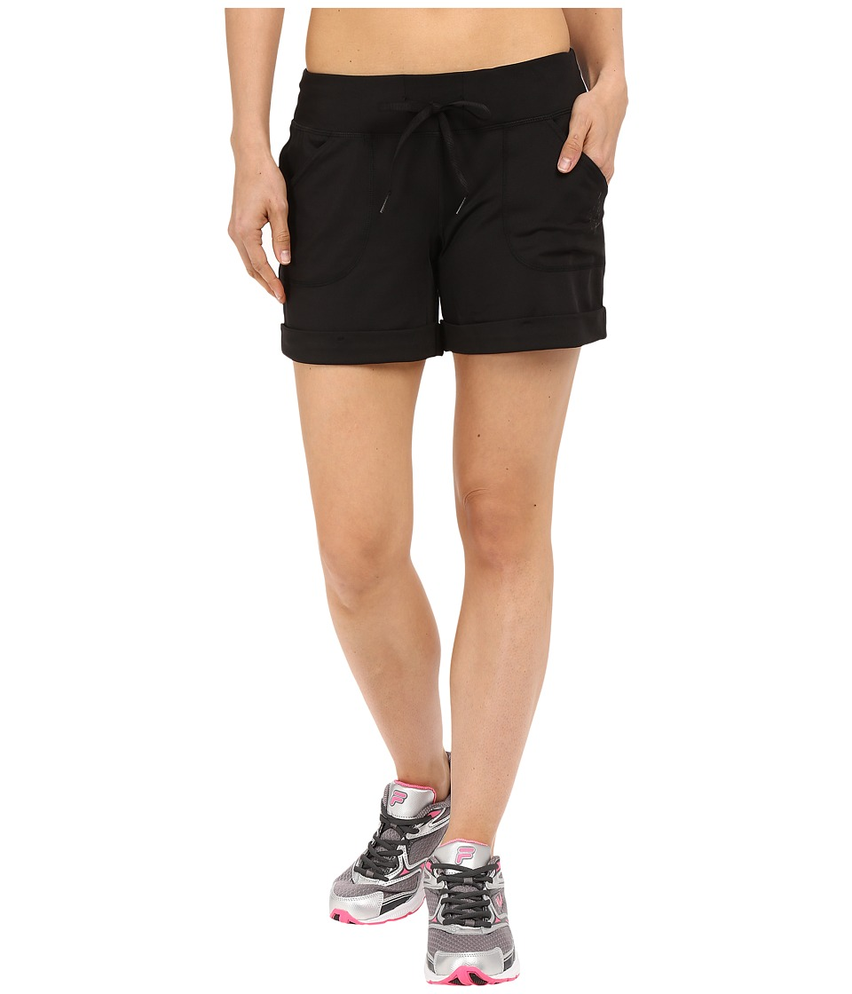 Fila - Boardwalk Shorts (Black) Women's Shorts