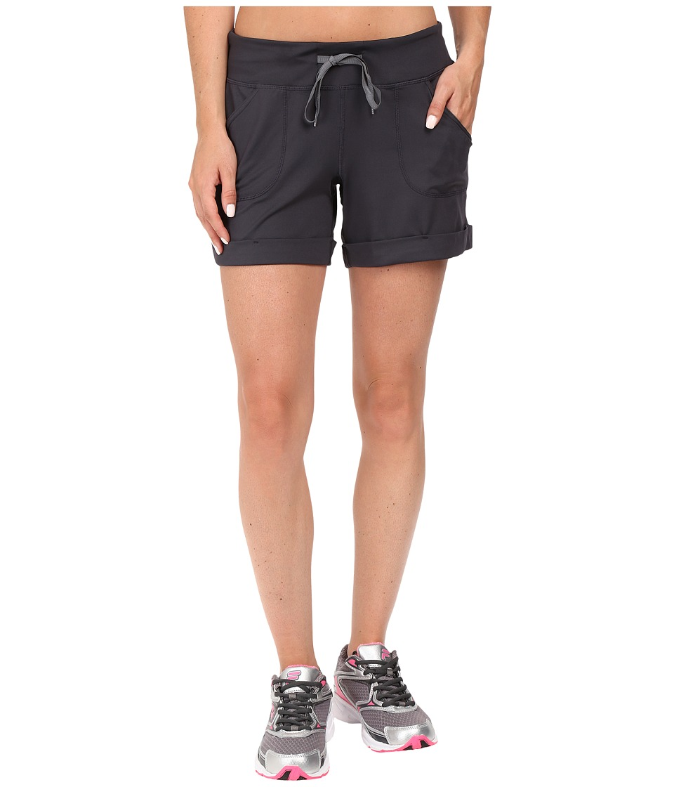 Fila Boardwalk Shorts (Ebony) Women