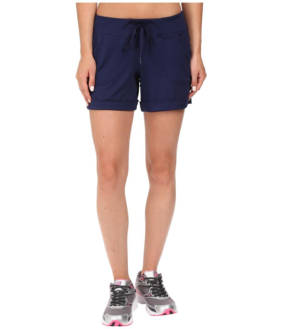 Fila - Boardwalk Shorts (Navy Power) Women's Shorts