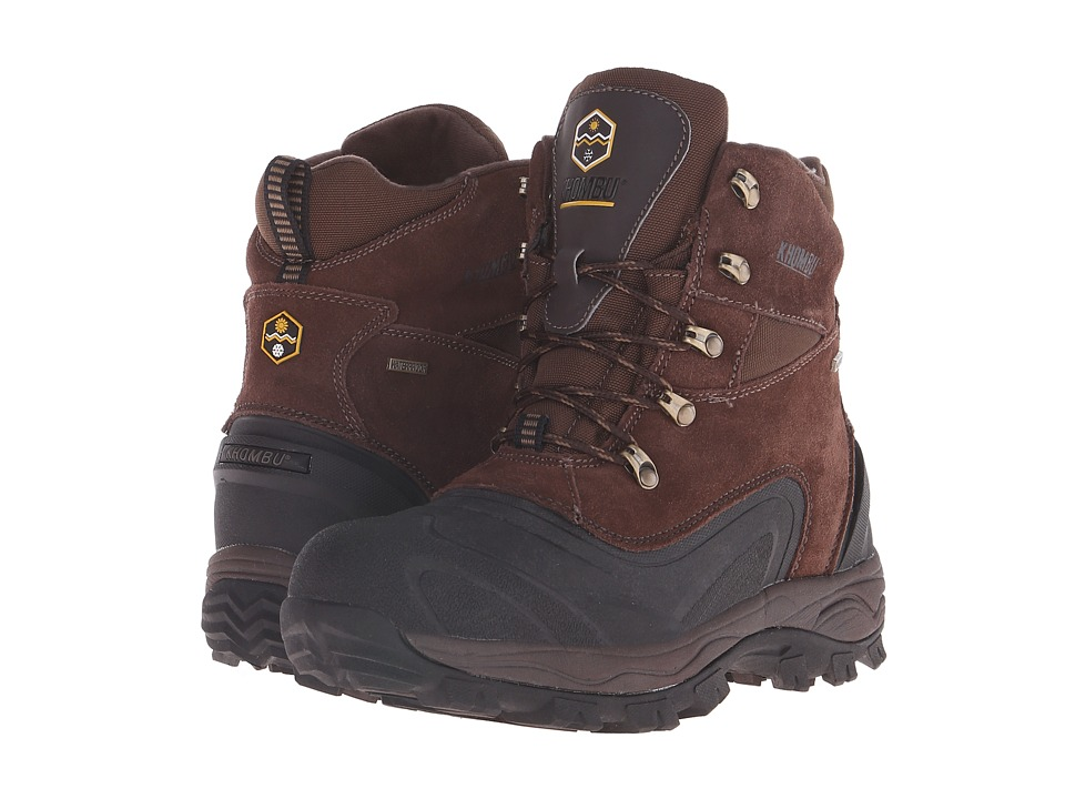 Khombu - Remi (Brown) Men's Boots