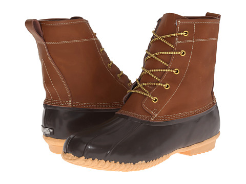 Khombu - Lenny (Tan/Brown) Men's Boots