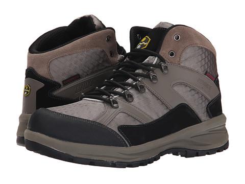 Khombu - Jax (Cinder/Black) Men's Boots