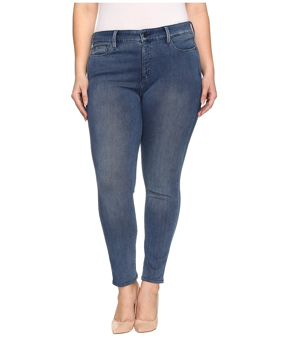 NYDJ Plus Size - Plus Size Ami Skinny Leggings Pull On (Dunbar) Women's Casual Pants
