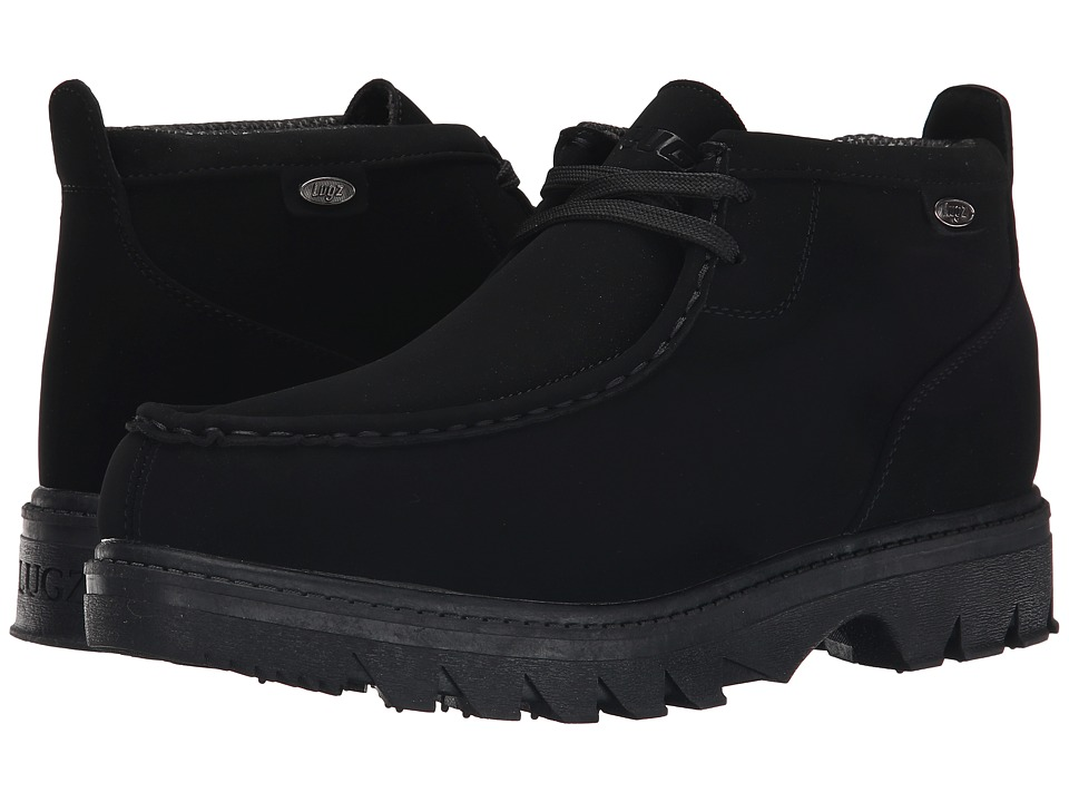 Lugz Walker (Black Buck) Men