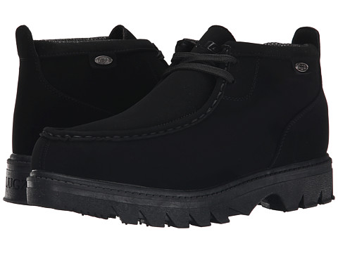 Lugz - Walker (Black Buck) Men
