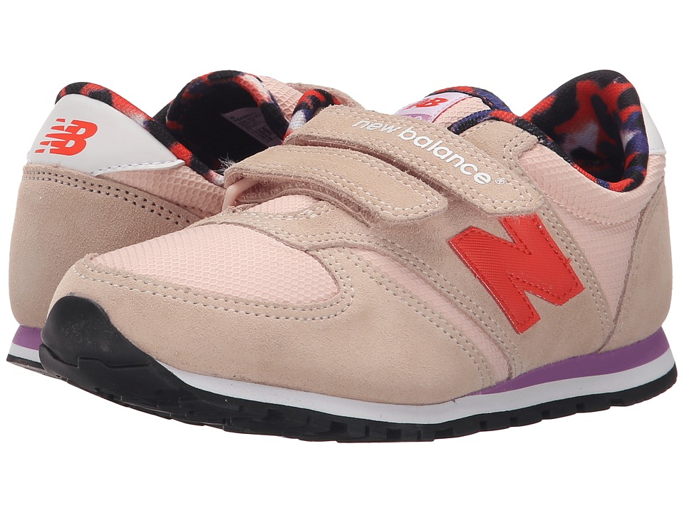 New Balance Kids - KE420 (Little Kid) (Pink/Purple) Girls Shoes