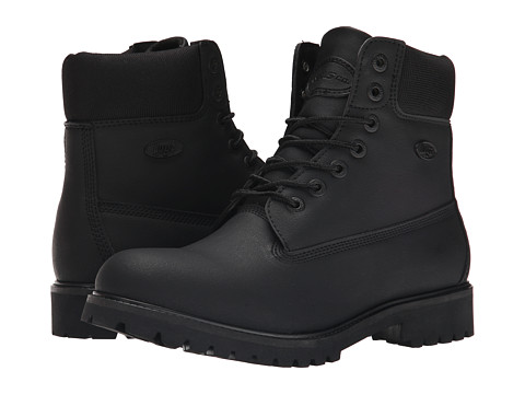 Lugz - Convoy Scuff Proof (Black) Men